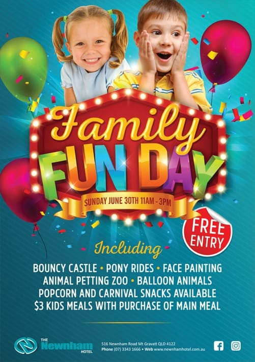 Family Fun Day   Upper Mount Gravatt