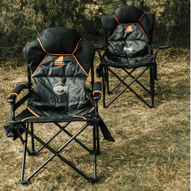 OzTent Hot Spot Chairs
