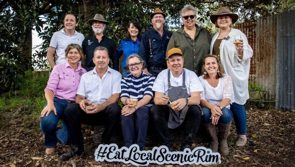 Scenic Rim Eat Local Week