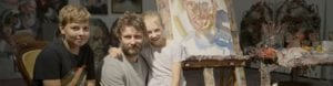 Ben Quilty: Family Portrait