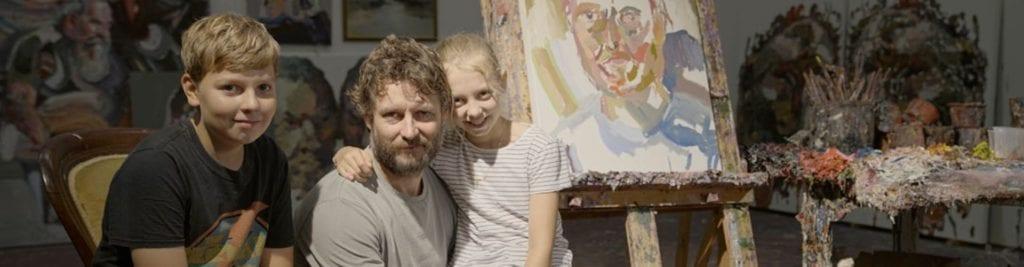 Ben Quilty: Family Portrait