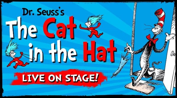 Dr Seuss' The Cat in the Hat