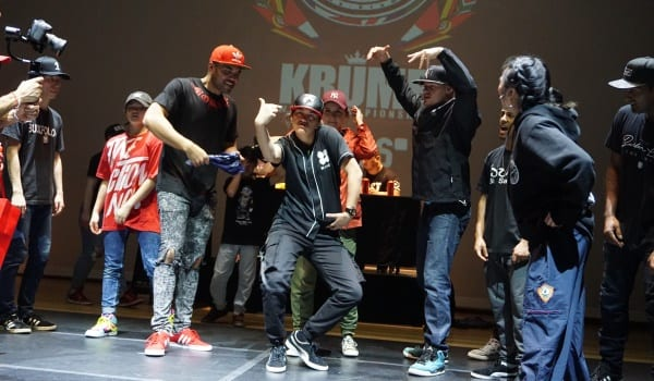 Embrace the Hype - Krump Workshops & Battle Night
