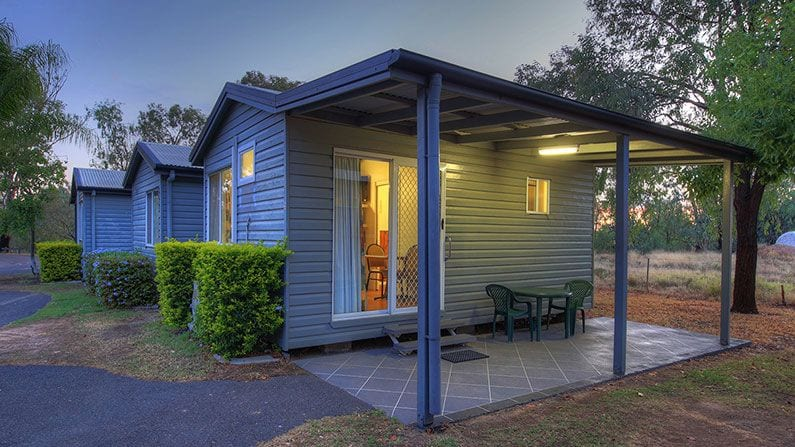 Goondiwindi Holiday Park Cabins