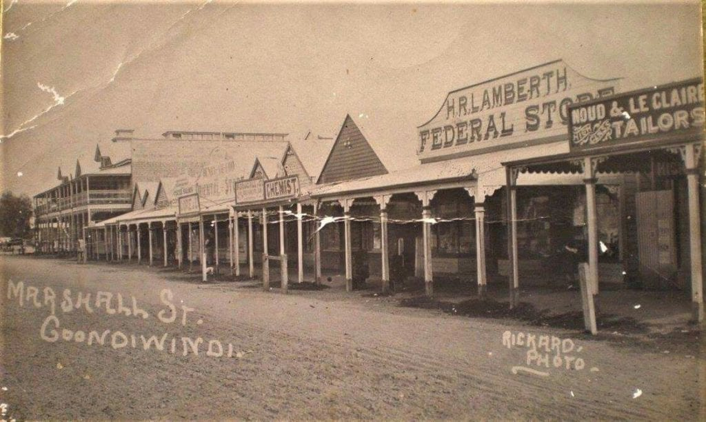 Historic Goondiwindi