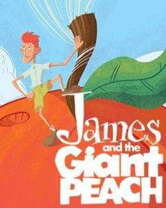 James and the Giant Peach | Petrie Terrace