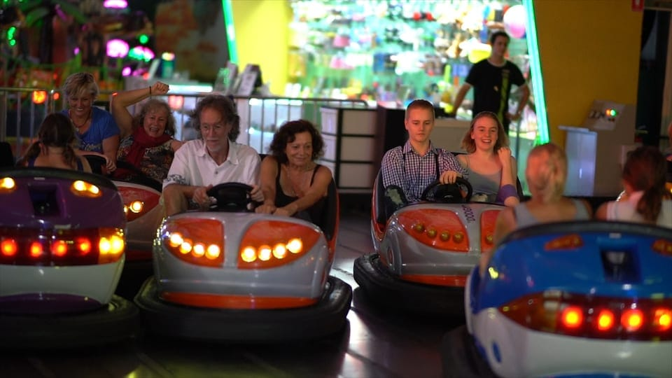 Ride the Dodgems