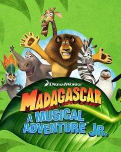 Madagascar Jr. - A Musical Adventrure | Petrie Terrace