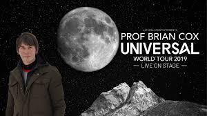 Professor Brian Cox Universal World Tour