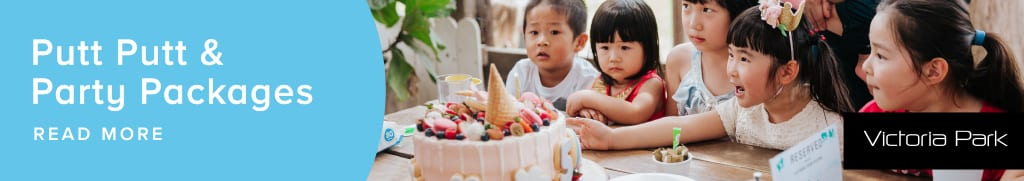 Victoria Park Birthday Parties