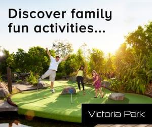 Victoria Park Putt Putt