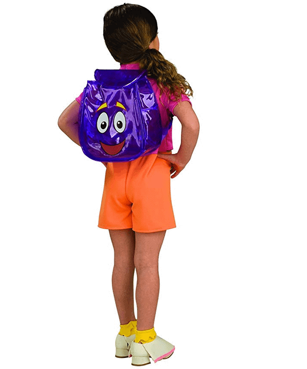 Dora the Explorer book week costume