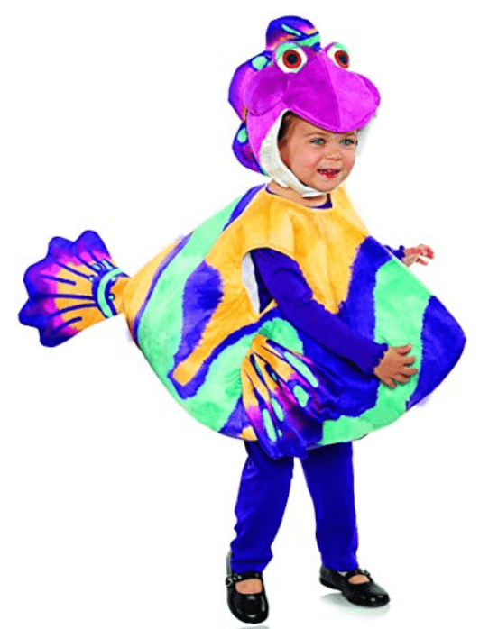 Fish book week costume