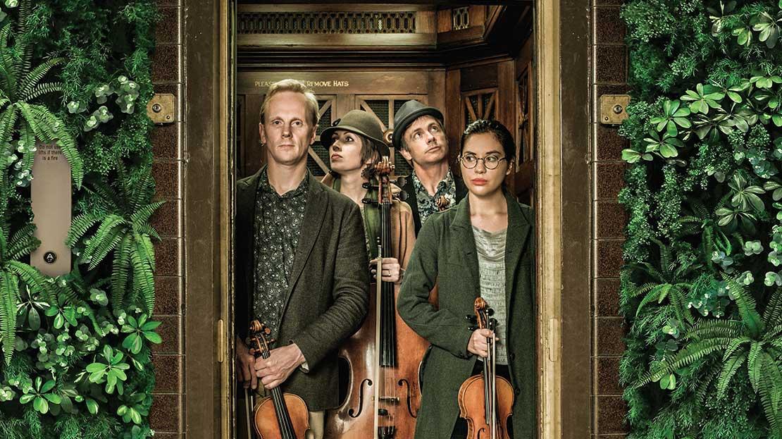 Australian String Quartet - Close Quarters