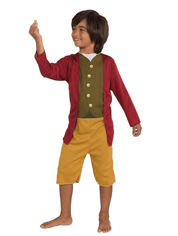 Bilbo Baggins Hobbit Book Week Costume