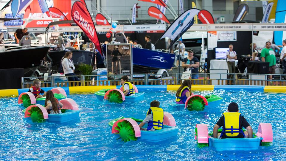 If you love boats, fishing and water sports, you don't want to miss the Brisbane Boat Show. There is something for everyone from canoes, kayaks and inflatables,