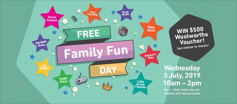 Health Hub Morayfield 'Free Family Fun Day'