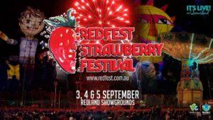Redfest Strawberry Festival