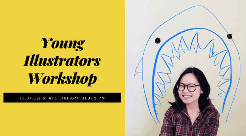 Young Ilustrators Workshop with Remy Lai