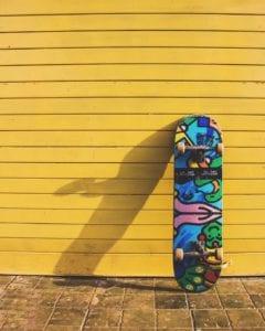 Design Your Own Skateboard Deck