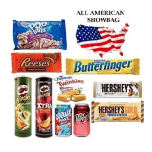All American Showbag