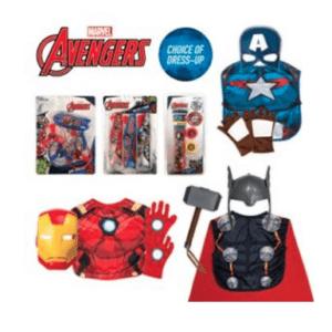 Avengers Showbag 2021