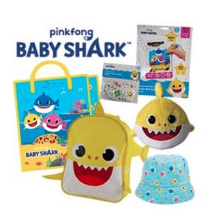 Baby Shark showbag 2021