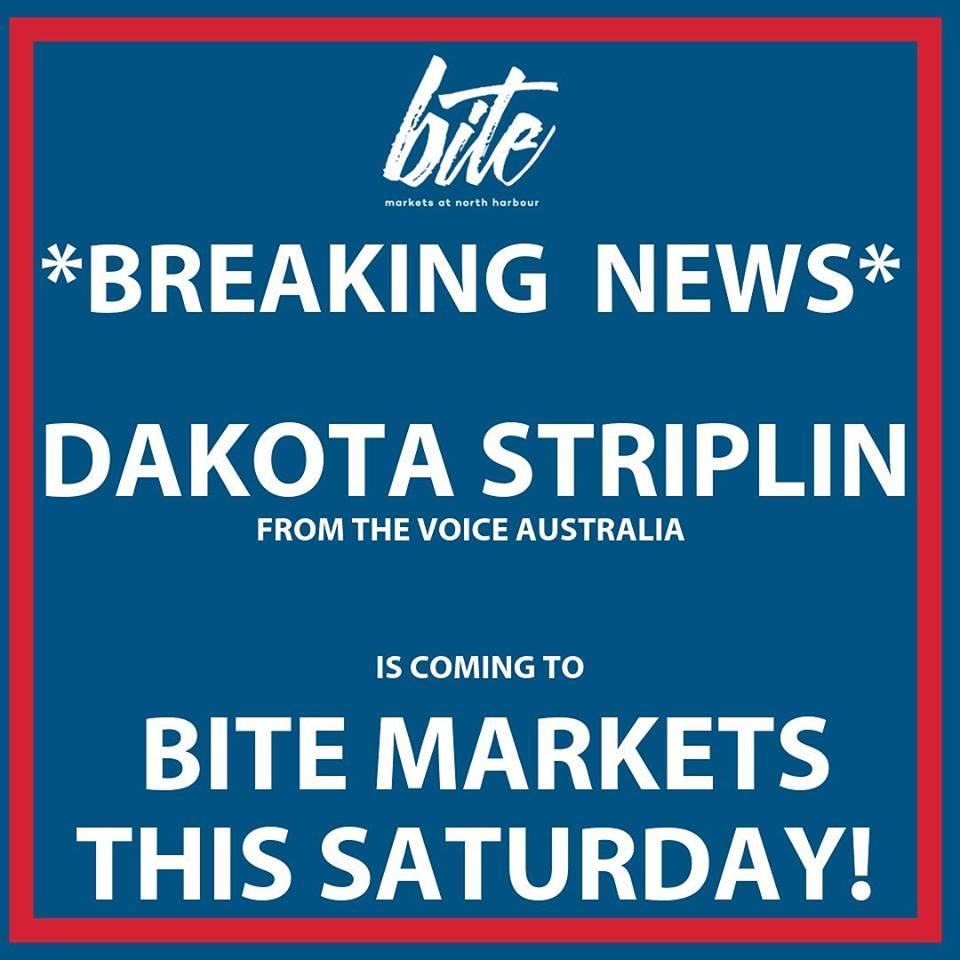 Bite Markets Busker-in-Residence Grand Final