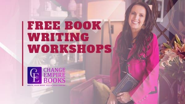 Free Book Writing Workshop   New Farm