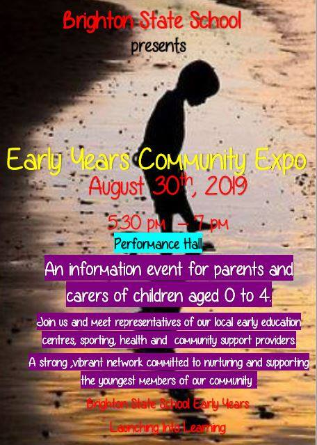 Early Years Community Expo