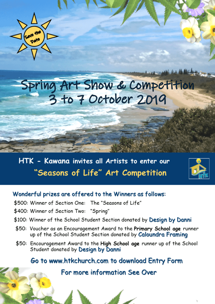 """Spring"""" Art Show and Competition"""