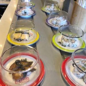 best sushi train brisbane