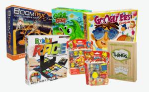 Mega Games Prize Bundle