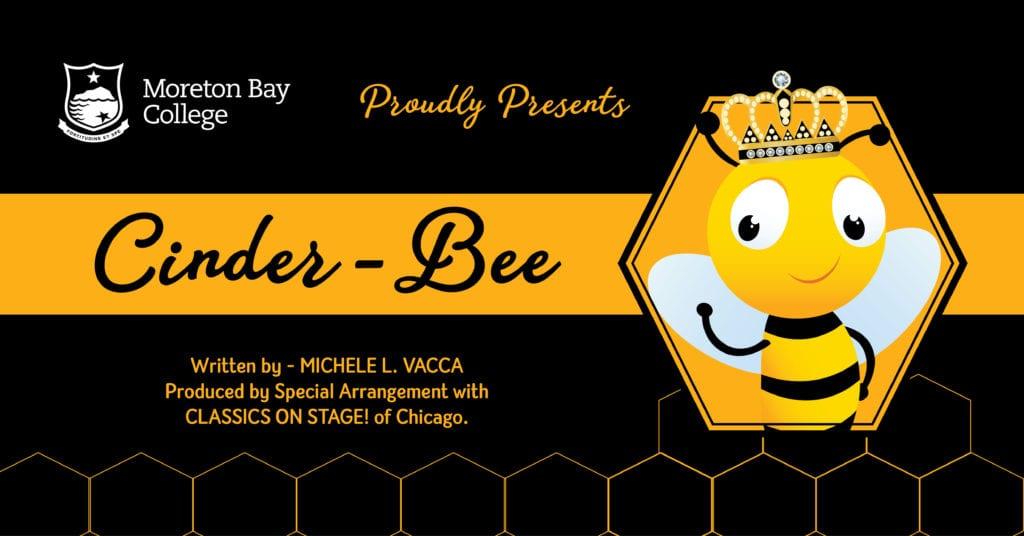 Cinder-Bee - A unique retelling of Cinderella