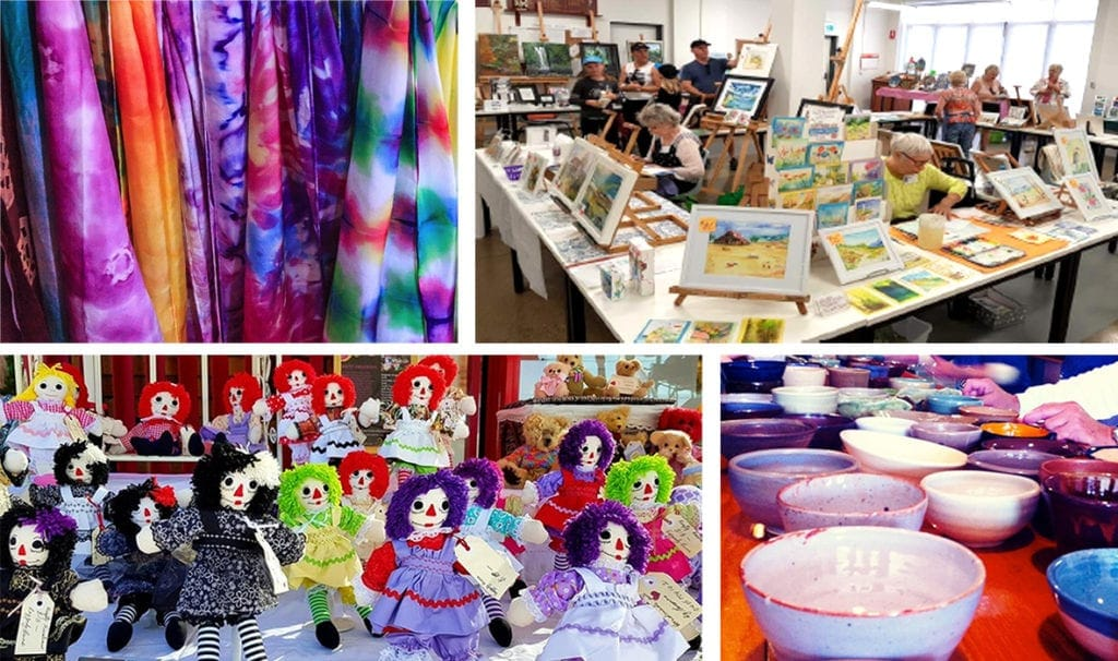 Arts and Crafters Market