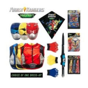 Power Rangers Showbag 2021