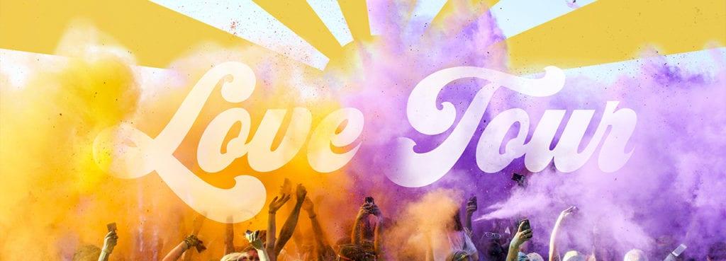 The Colour Run Love Tour