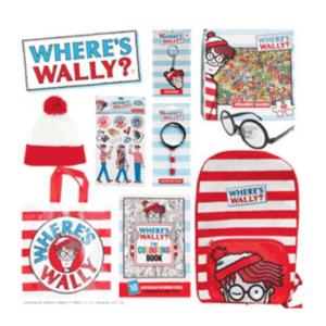 Where's Wally showbag 2021