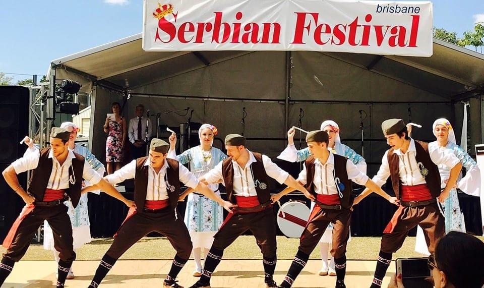 Brisbane Serbian Festival