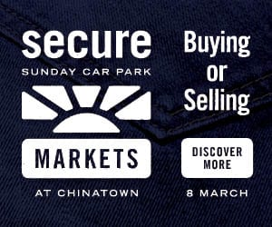 Secure parking Markets