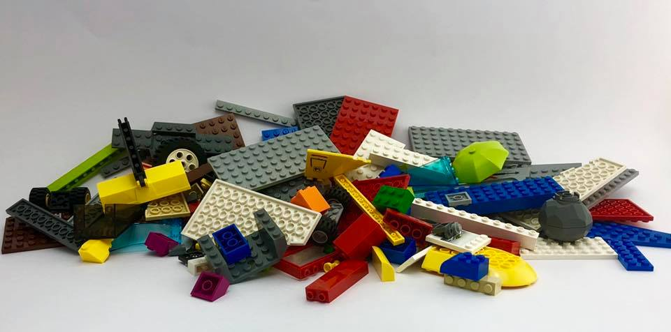 Lego Pop-Up Sale Mt Gravatt