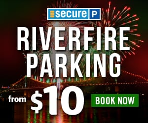 Secure Parking Riverfire