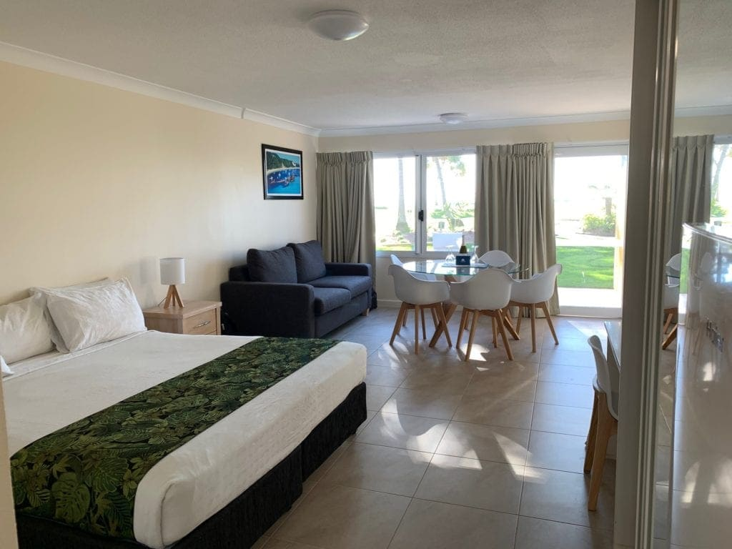 Beach Lodge Accommodation