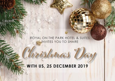 brisbane christmas day lunch royal on the park
