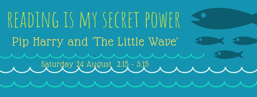 Pip Harry and The Little Wave