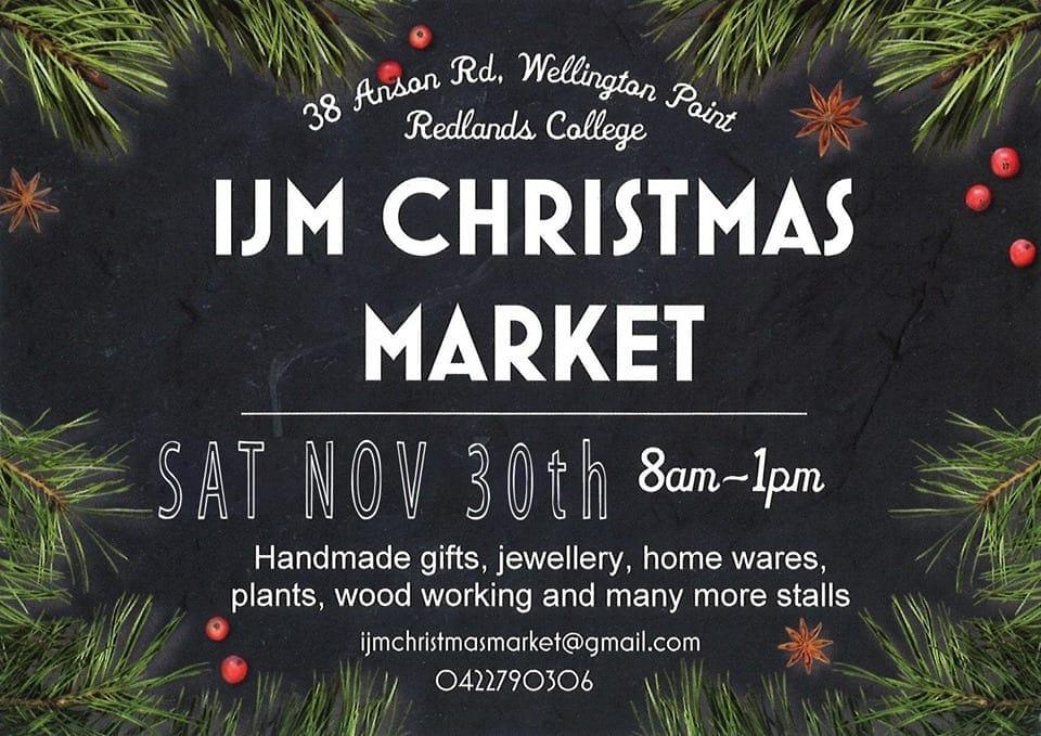 IJM Christmas Market