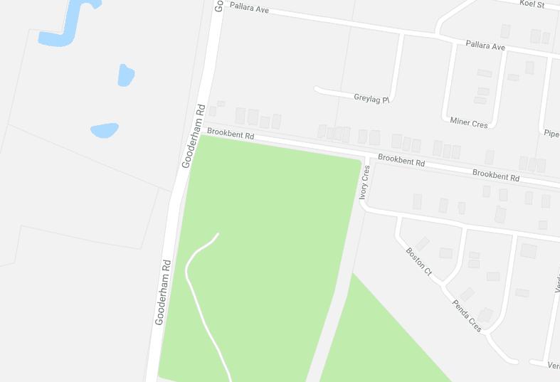 pallara district park directions