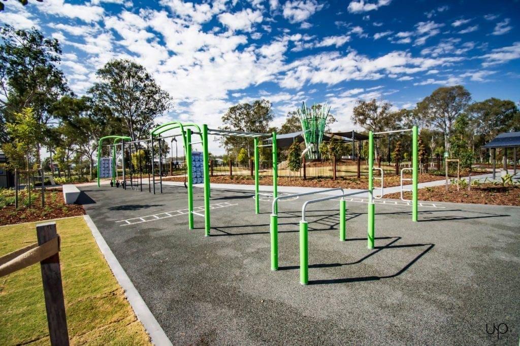 pallara district park exercise equipment