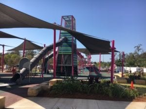 orion mega adventure playground overview