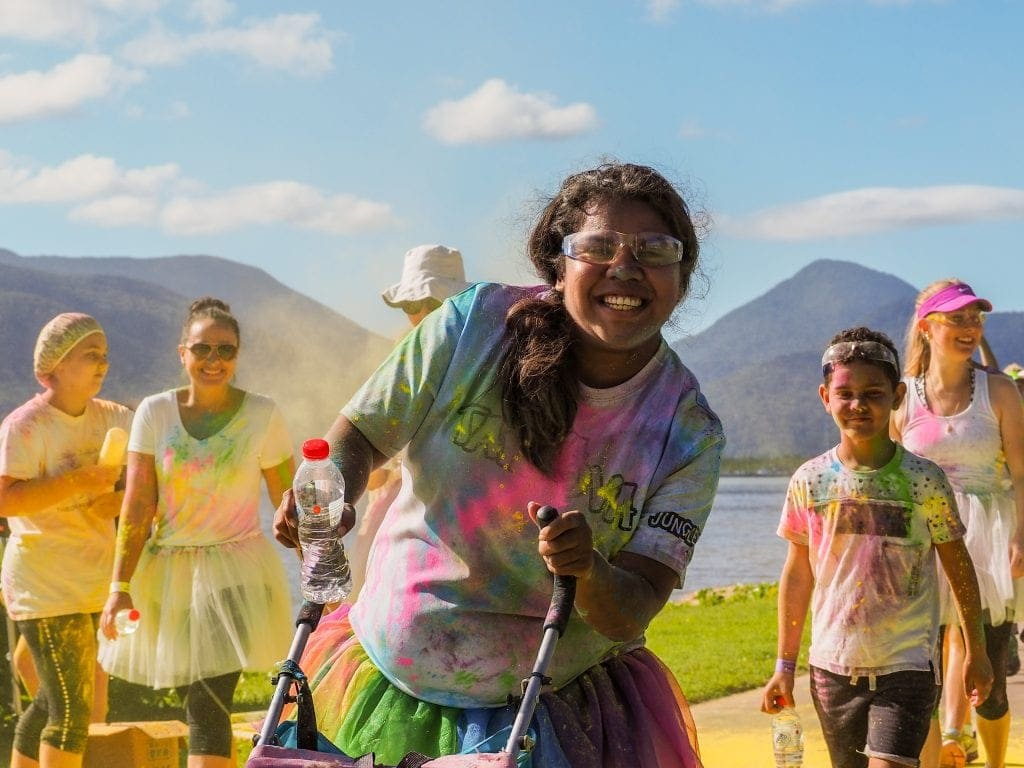 North Lakes Colour Frenzy
